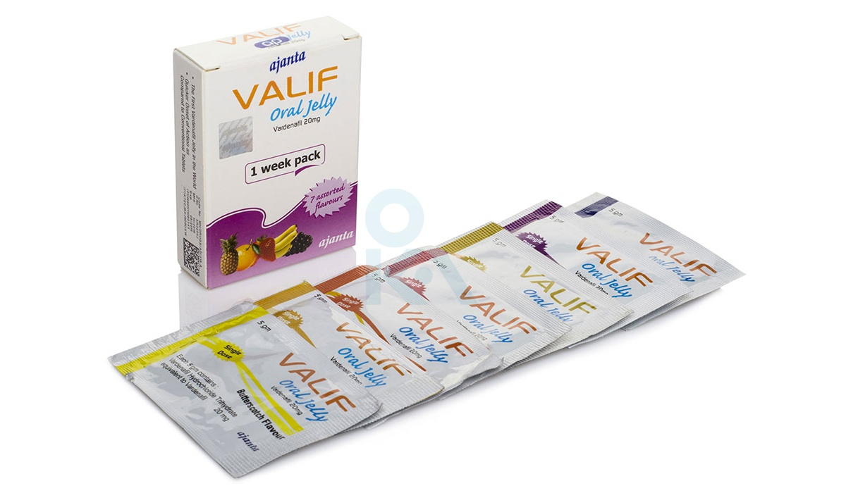Valif Oral Jelly 70x20mg (10 pack)